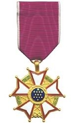 155-3 - Legion of Merit (Medaille)