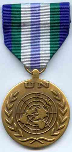 502-3 - UN-Mission UNOMIG - Georgien - 1994