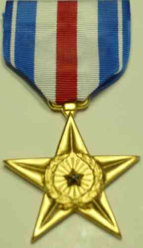 737-3 - US-Army - Silver Star (full size Medal)