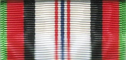 835 - Afghanistan Campaign Medal