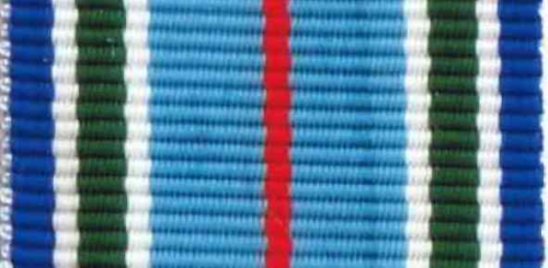 778-Band-25mm - Joint Service Achievement Medaille